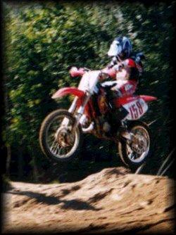 Canadian motocross